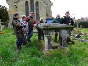 Friends of Cressage Churchyard